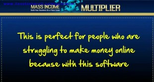 mass income multiplier review