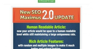 seo maximus review