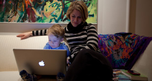 why stay-at-home moms should make money by online paid surveys